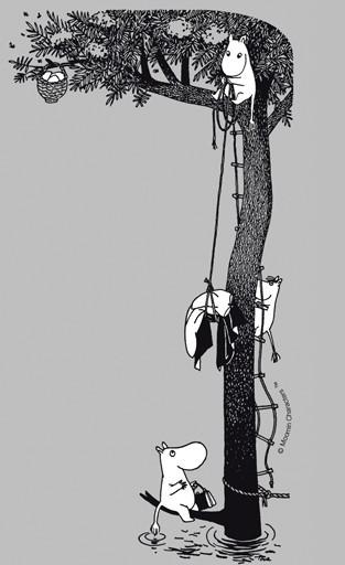 Moomin Träg